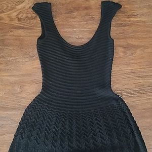 Miss Sixty dress with an open back S or XS